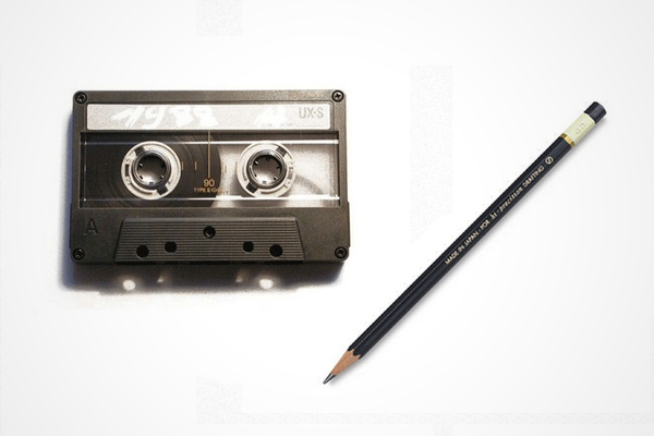 age-test-cassette-tape-pencil