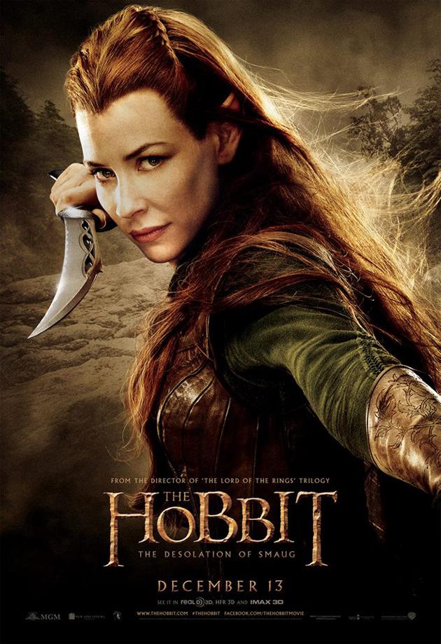 La vera trama de Lo Hobbit 2