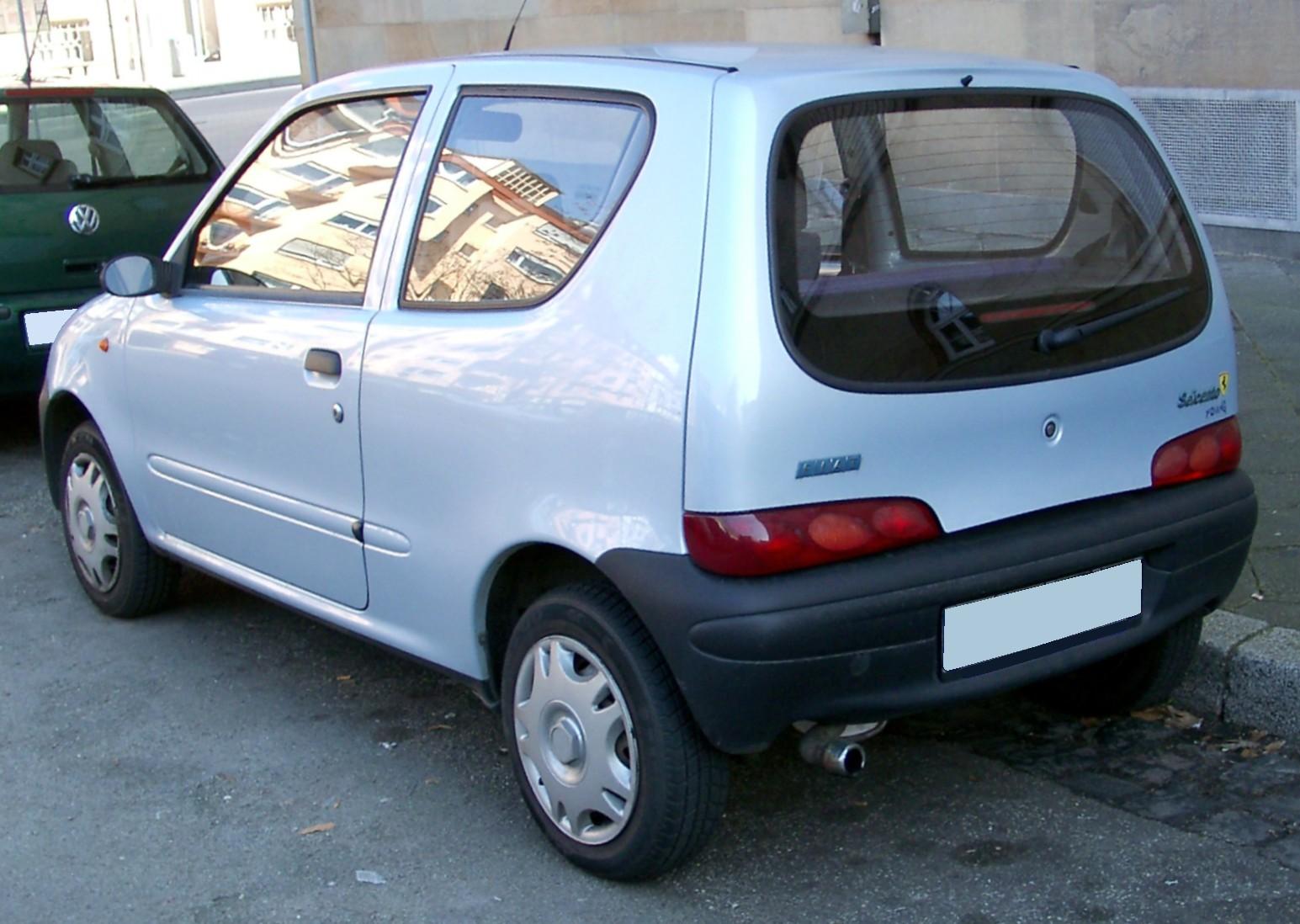 Fiat_Seicento_rear_20080224