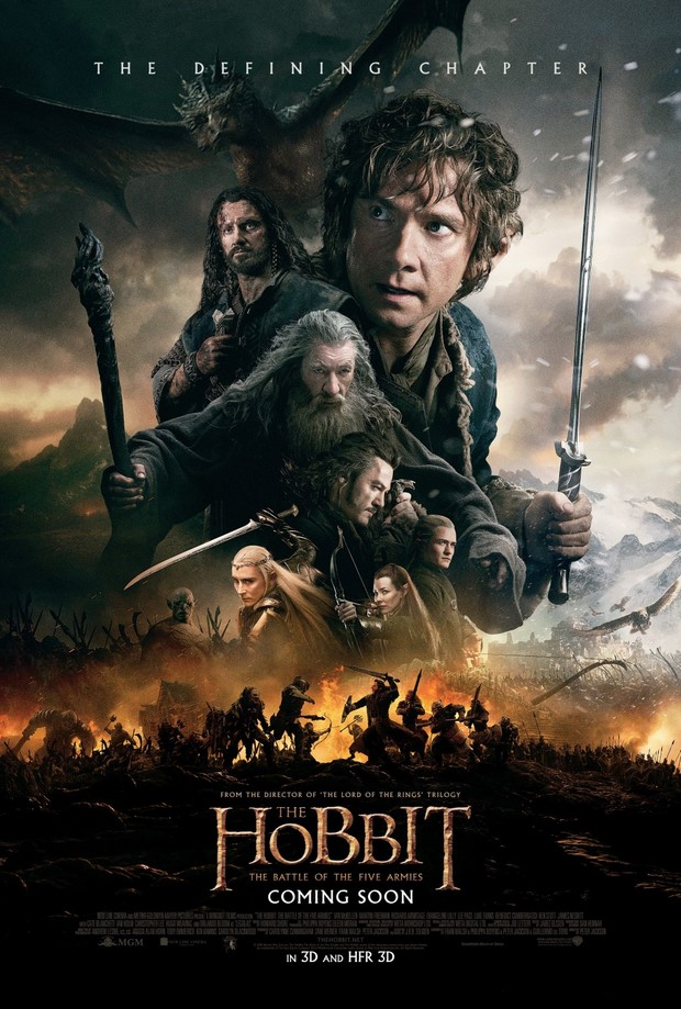 La vera trama de Lo Hobbit 3