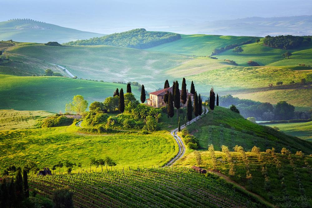 Italian-landscape