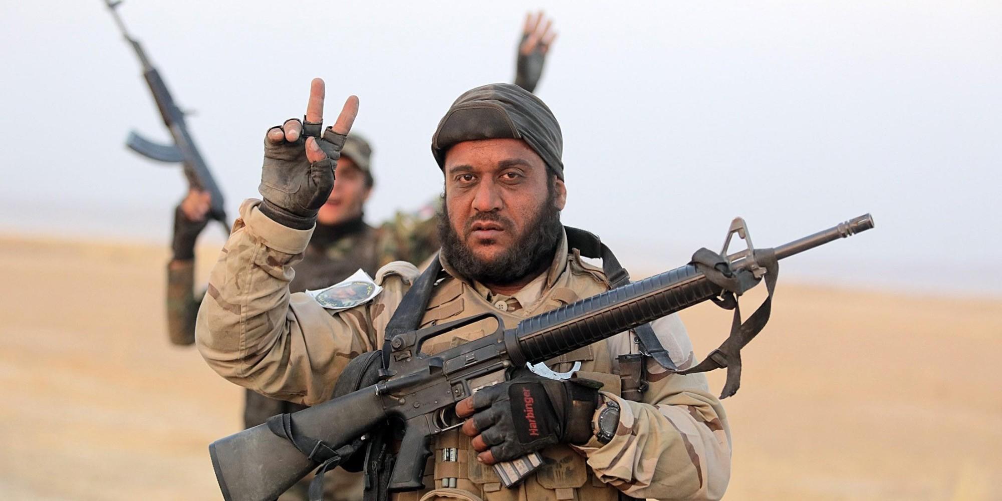 Iraqi army enters IS-besieged Amirli
