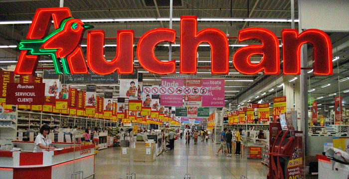 Auchan-Entrance-Romania