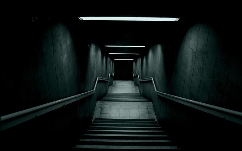 creepy architecture scary stairways darkness 1920x1200 wallpaper_www.wallpaperto.com_16