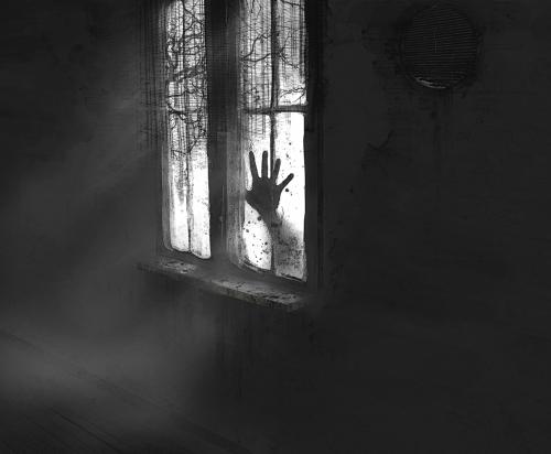 scaryhand