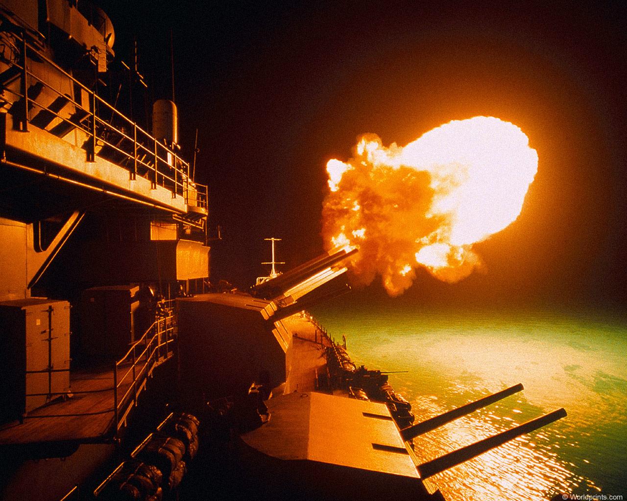 battleship_night