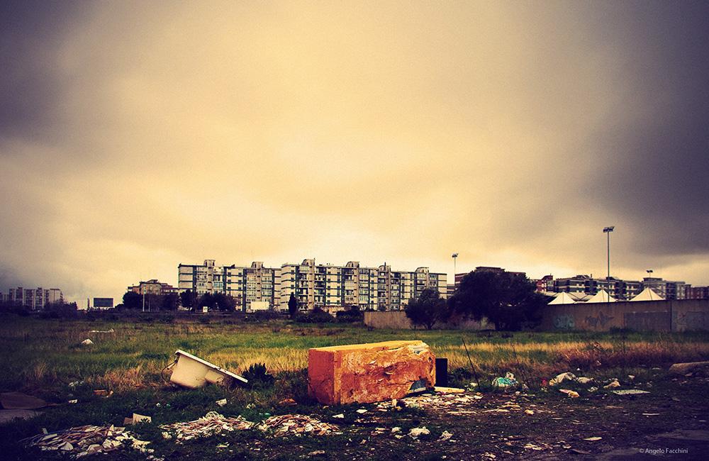Degrado ambiente